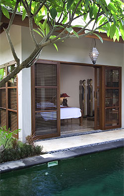 Luxury private villa in sanur