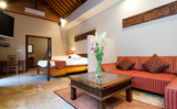 ajanta villas, one bedroom villas, two bedroom villas, Balinese markets, beautiful beach, private beach